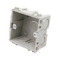 Монтажная коробка (подрозетник) для выключателей Aqara 3шт MB001