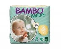 Подгузники Bambo Nature Midi 5-9 кг (33 шт)
