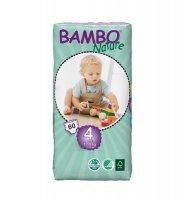 Подгузники Bambo Nature 7-18 кг большая упаковка (60 шт)