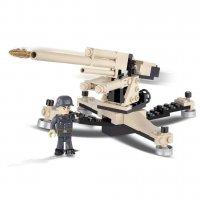 Конструктор COBI Зенитка Flak 36/37 88mm