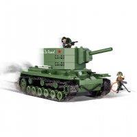 Конструктор COBI Танк КВ-2