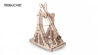 Деревянный конструктор 3D Trebuchet (Требушет)