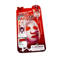 Укрепляющая тканевая маска для лица Elizavecca с коллагеном 1шт