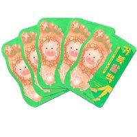 Отшелушивающие пилинг-носочки Elizavecca для очищения и смягчения кожи стоп Witch Piggy Hell Pore Turtle's Foot Pack 5 шт