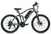 """Электровелосипед Eltreco FS 900 26"""" (Серый)"""