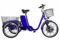 Трицикл CROLAN 350W (Голубой)