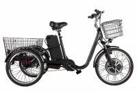 Трицикл CROLAN 350W (Чёрный)