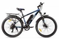 Электровелосипед Eltreco XT750 (Чёрный)