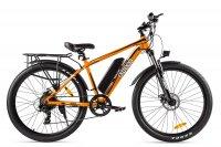 Электровелосипед Eltreco XT750 (Оранжевый)
