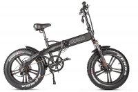 Электровелосипед Eltreco INSIDER (Чёрный матовый)