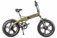 Электровелосипед Eltreco INSIDER (Хаки)