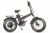 Электровелосипед Eltreco MULTIWATT (Чёрный матовый)