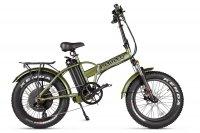 Электровелосипед Eltreco MULTIWATT (Хаки)