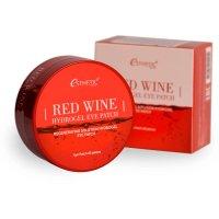 Патчи для глаз Esthetic House Красное вино Red Wine Hydrogel Eye Patch 60шт