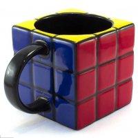 Кружка Кубик Рубика (black)