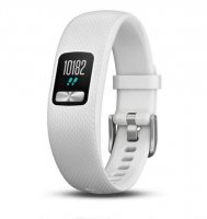 Фитнес-браслет Vivofit 4 белый стандартного размера