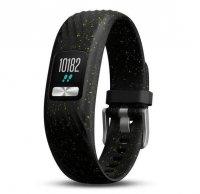 Фитнес-браслет Vivofit 4 черный с блестками стандартного размера