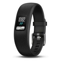 Фитнес-браслет Vivofit 4 черный большого размера