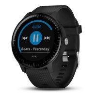 Часы Garmin Vivoactive 3 music черные