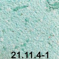 Жидкие обои из натурального хлопка Geoluk (голубой)