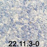 Жидкие обои из натурального хлопка Geoluk (темно-синий)