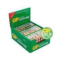 Батарейка GP Super Alkaline АAА (LR03) 96 штук (24А-BC4)