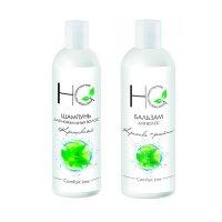 """Набор для нормальных волос """"Крапивный"""" шампунь 250 мл + бальзам 250 мл, Halal' Cosmetics"""