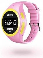 Детские часы -телефон HIPER EasyGuard (Pink)
