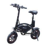 Электровелосипед iBalance BS2 Чёрный
