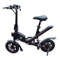 Электровелосипед iBalance BS3 Чёрный