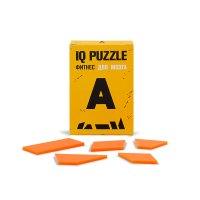 Пазл IQ Puzzle Буква А