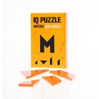 Пазл IQ Puzzle Буква М