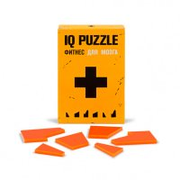 Пазл IQ Puzzle Греческий Крест