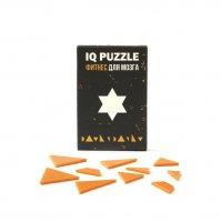 Пазл IQ Puzzle Звезда Давида