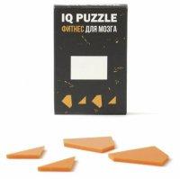 Пазл IQ Puzzle Прямоугольник ( 4 детали)