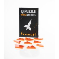 Пазл IQ Puzzle Ракета