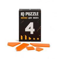 Пазл IQ Puzzle Цифра 4