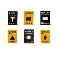 Набор пазлов №14 IQ Puzzle  (6 в 1)