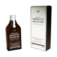 Марокканское аргановое масло  La'dor для волос Premium Morocco Argan Hair Oil 100 мл