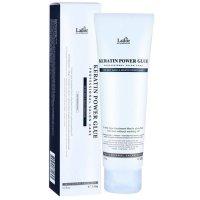 Профессиональная сыворотка Lador с кератином для секущихся кончиков волос Keratin Power Glue (tube) 150 гр.