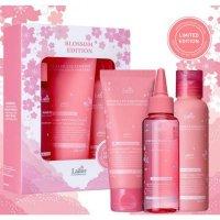 Набор Lador для восстановления волос Blossom Edition (100мл+100мл+100мл)