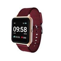 Умные часы Lenovo S2 Color Screen Smart Watch (Золотые)