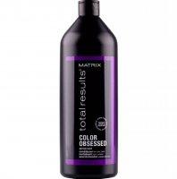 Кондиционер для окрашенных волос Matrix Total Results Color Obsessed, 1000 мл.