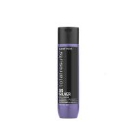 Кондиционер направленного питания для светлых и седых волос Matrix Total Results So Silver 300 мл.