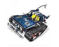 Конструктор радиоуправляемый MouldKing Машина гусеничная синяя