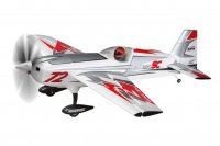 Радиоуправляемый самолет Multiplex RR Extra 330 SC (серебрянно-красный)