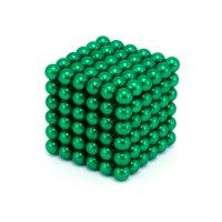 Mагнитные шарики Neocube color 5мм, зеленый
