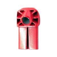 Металлический крепёж рулевого управления для Ninebot MiniPRO, красный
