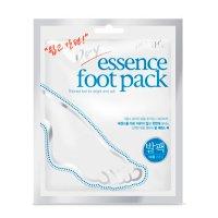 Набор Маска-носочки для ног PETITFEE СУХАЯ ЭССЕНЦИЯ Dry Essence Foot Pack, 10 шт
