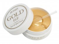 Гидрогелевые патчи Petitfee для кожи вокруг глаз с золотыми частицами и фактором роста EGF Gold & EGF Eye & Spot Patch 60+30шт